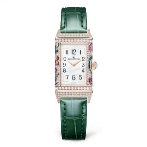 Jaeger-LeCoultre Reverso One Precious Flowers q3292401 Frontal