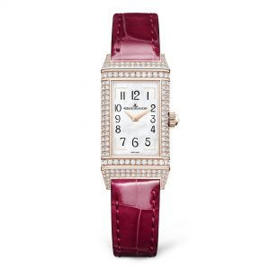 Jaeger-LeCoultre Reverso One Precious Flowers q3292430 Frontal