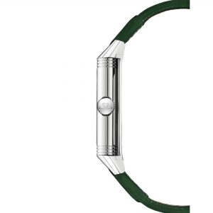 Jaeger-LeCoultre Reverso Tribute Small Seconds verde Perfil