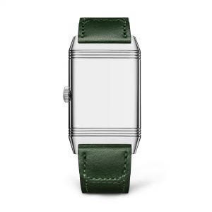 Jaeger-LeCoultre Reverso Tribute Small Seconds verde Trasera
