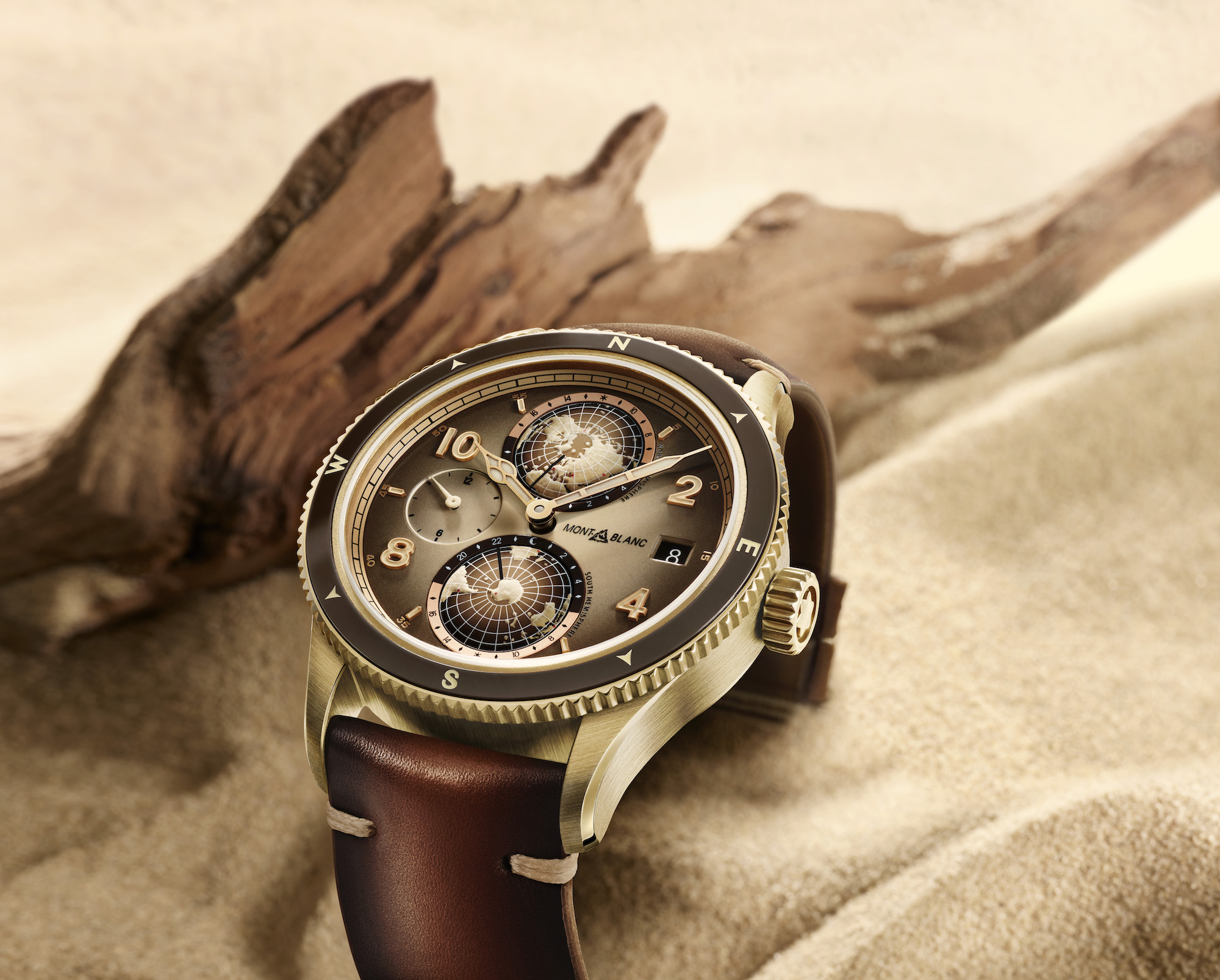 Montblanc 1858 Geosphere Limited Edition 1858 Lifestyle