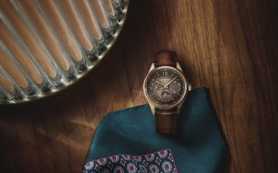 Montblanc Heritage Perpetual Calendar Limited edition 100