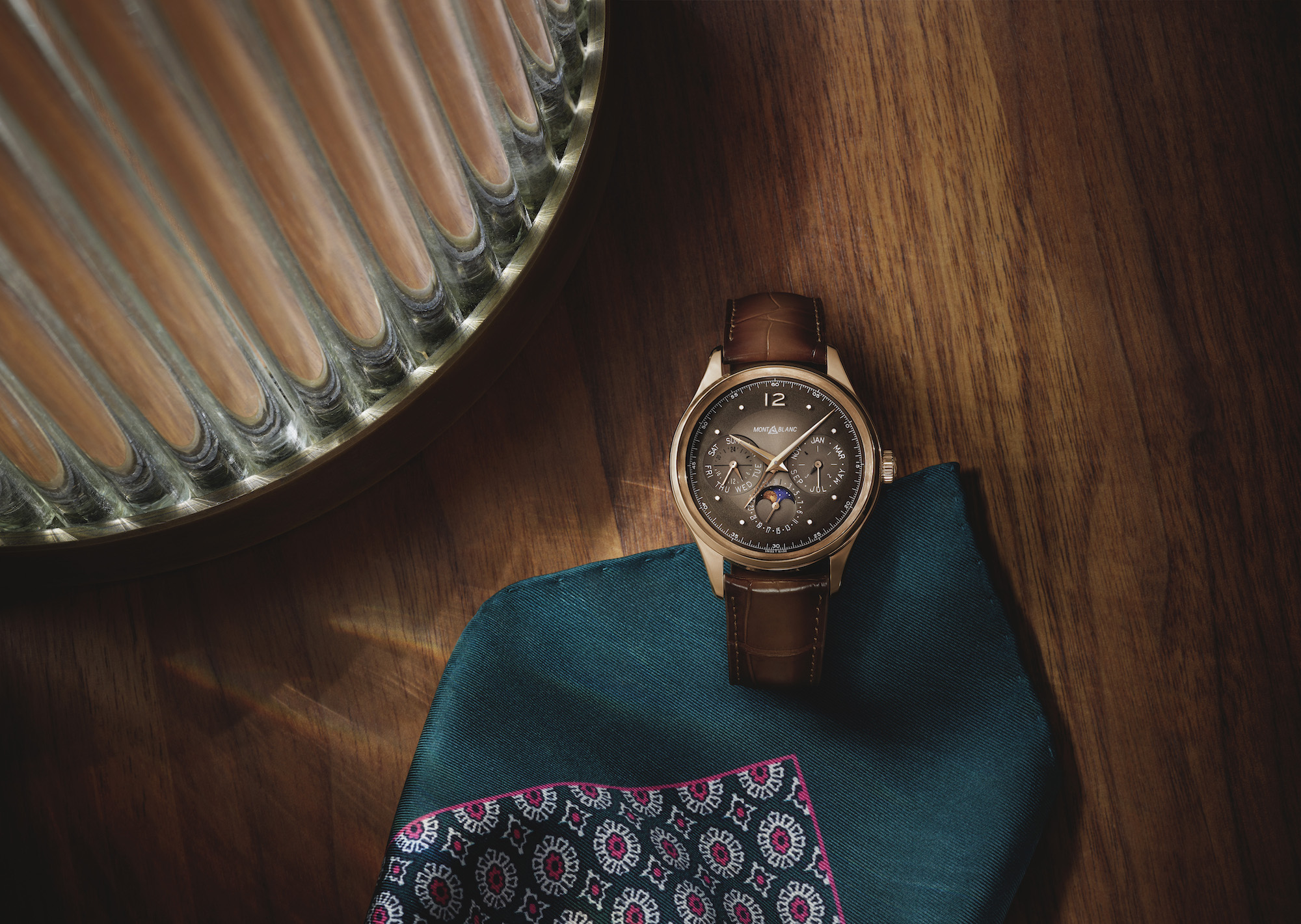 Montblanc Heritage Perpetual Calendar Limited edition 100 Lifestyle