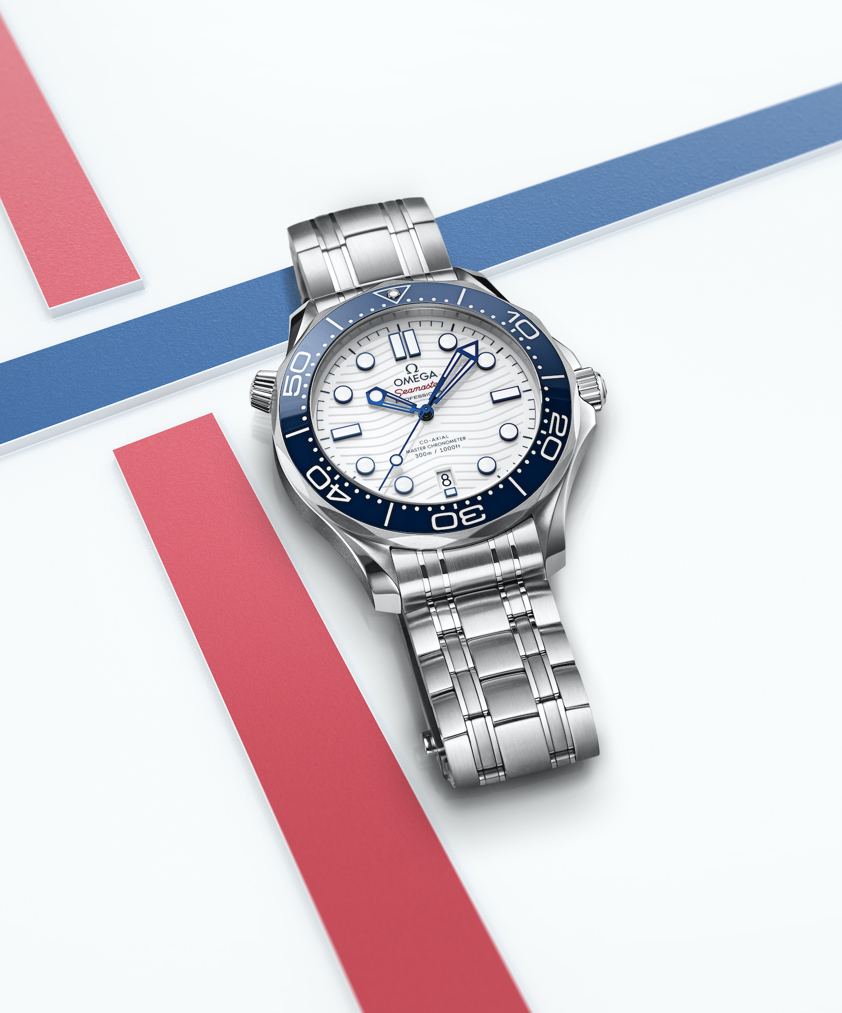 Omega Seamaster Diver 300M Tokyo 2020 522.30.42.20.04.001 Lifestyle