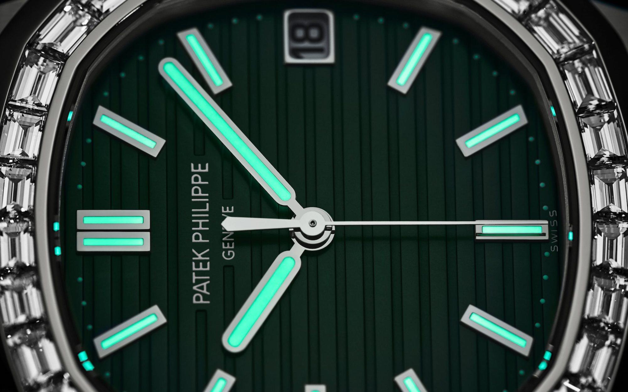 Patek Philippe Nautilus 5711/1300A Luminiscencia