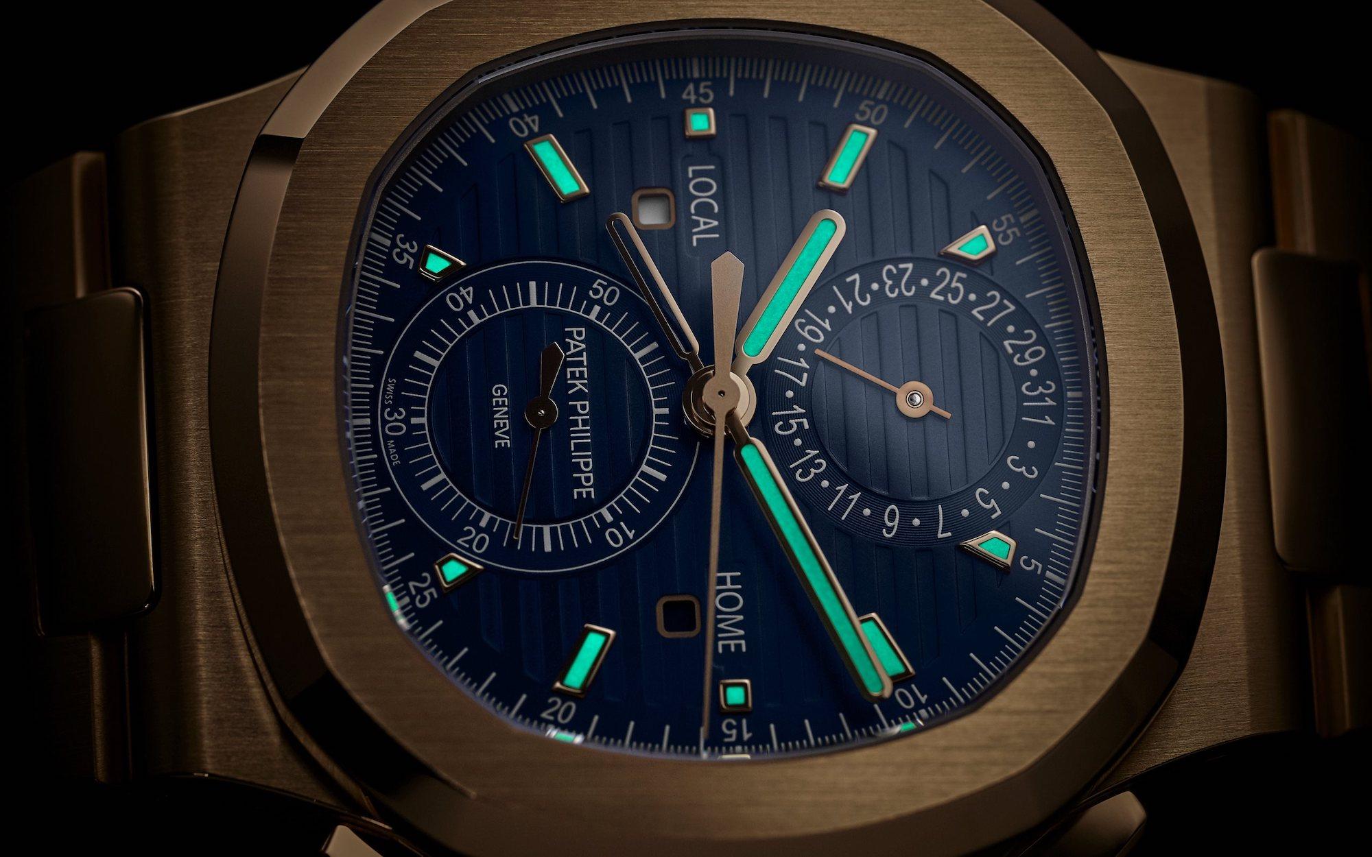 Patek Philippe Nautilus 5990/1R Luminiscencia