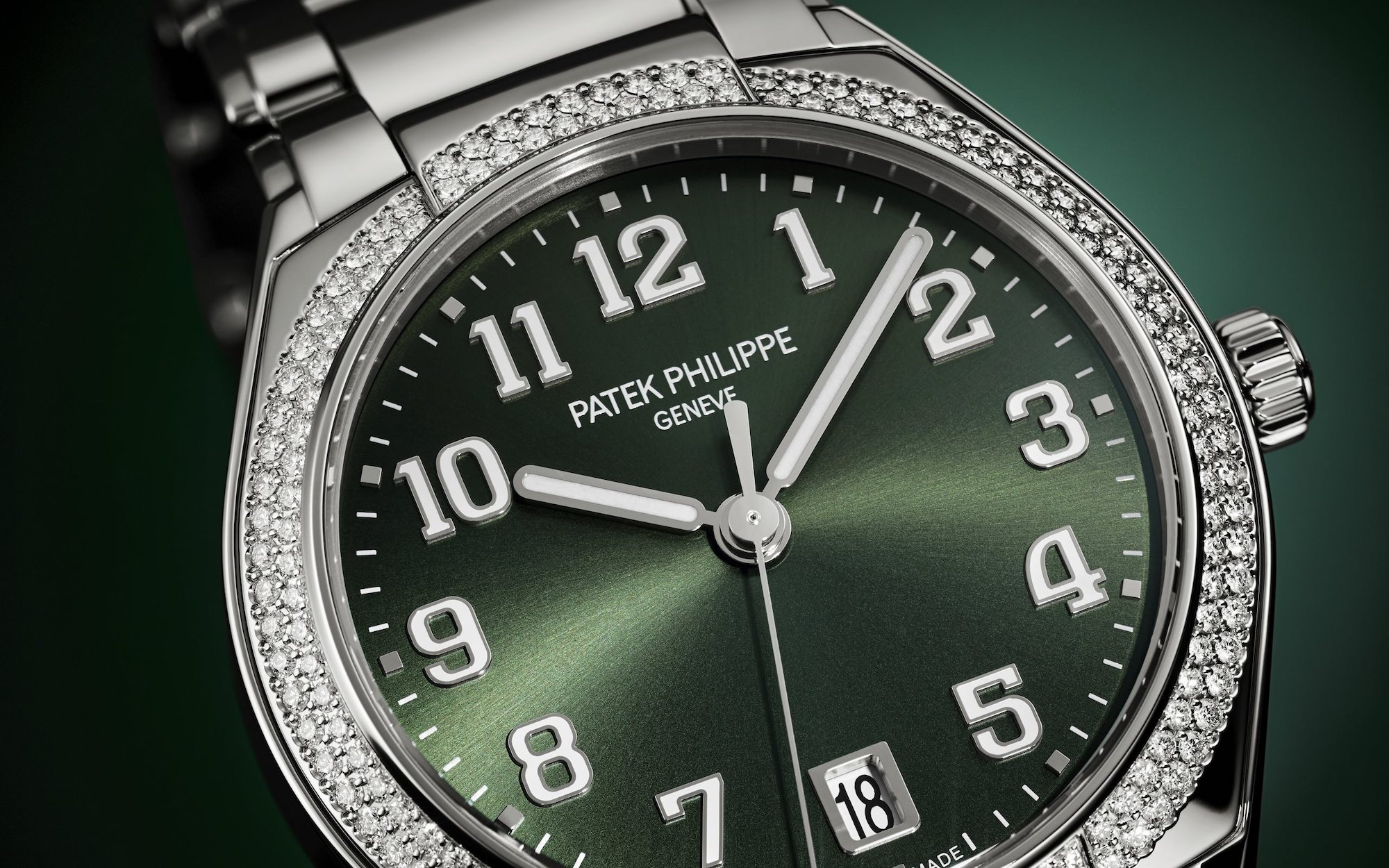 Patek Philippe Twenty-4 7300/1200A Detalle esfera