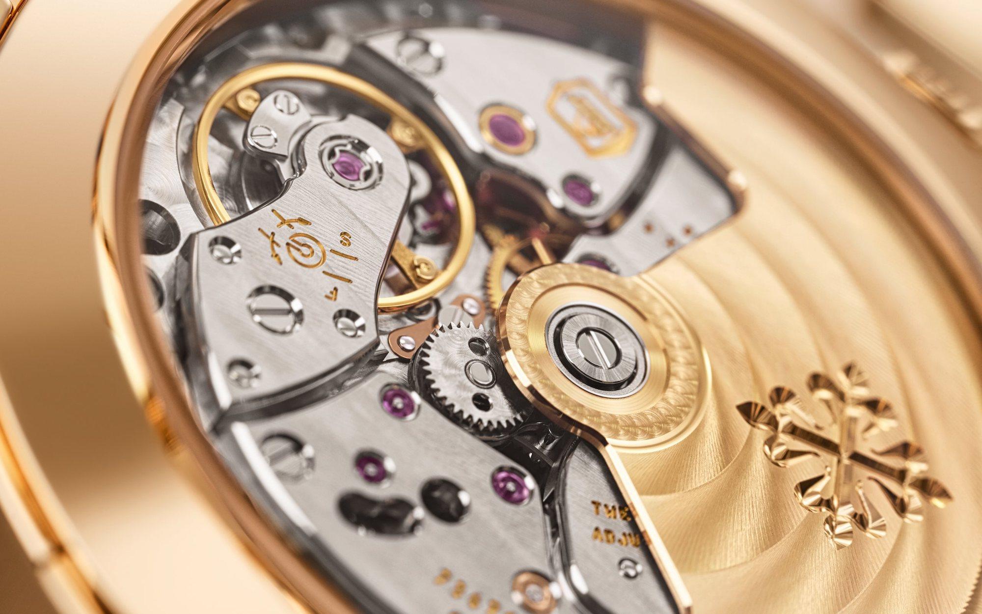 Patek Philippe Twenty-4 7300/1200R Detalle calibre
