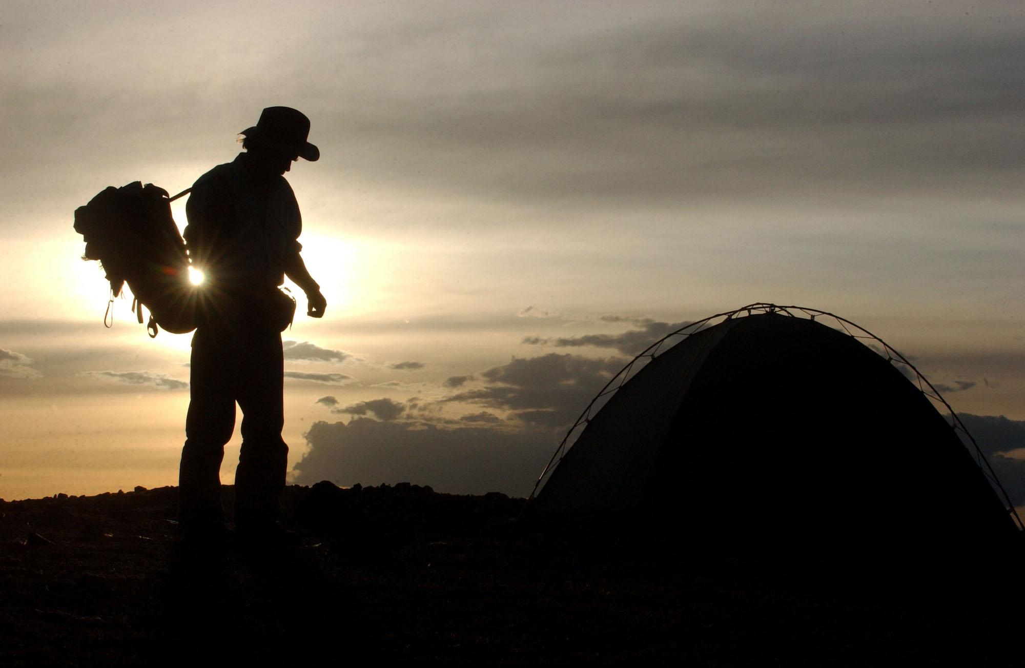 Reinhold Messner - Desierto de Gobi