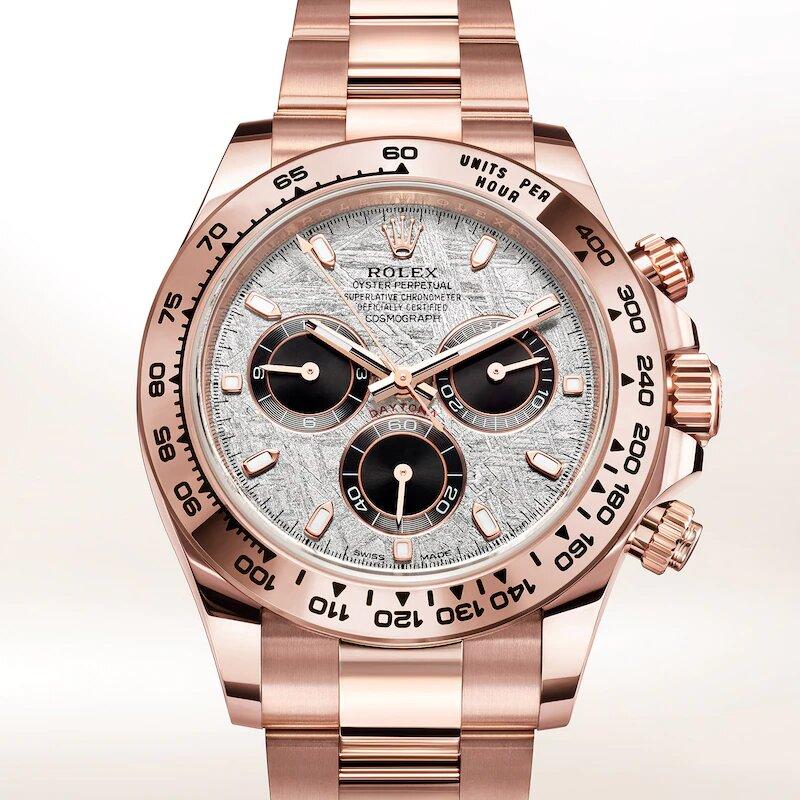 Rolex Cosmograph Daytona 116505 Frontal