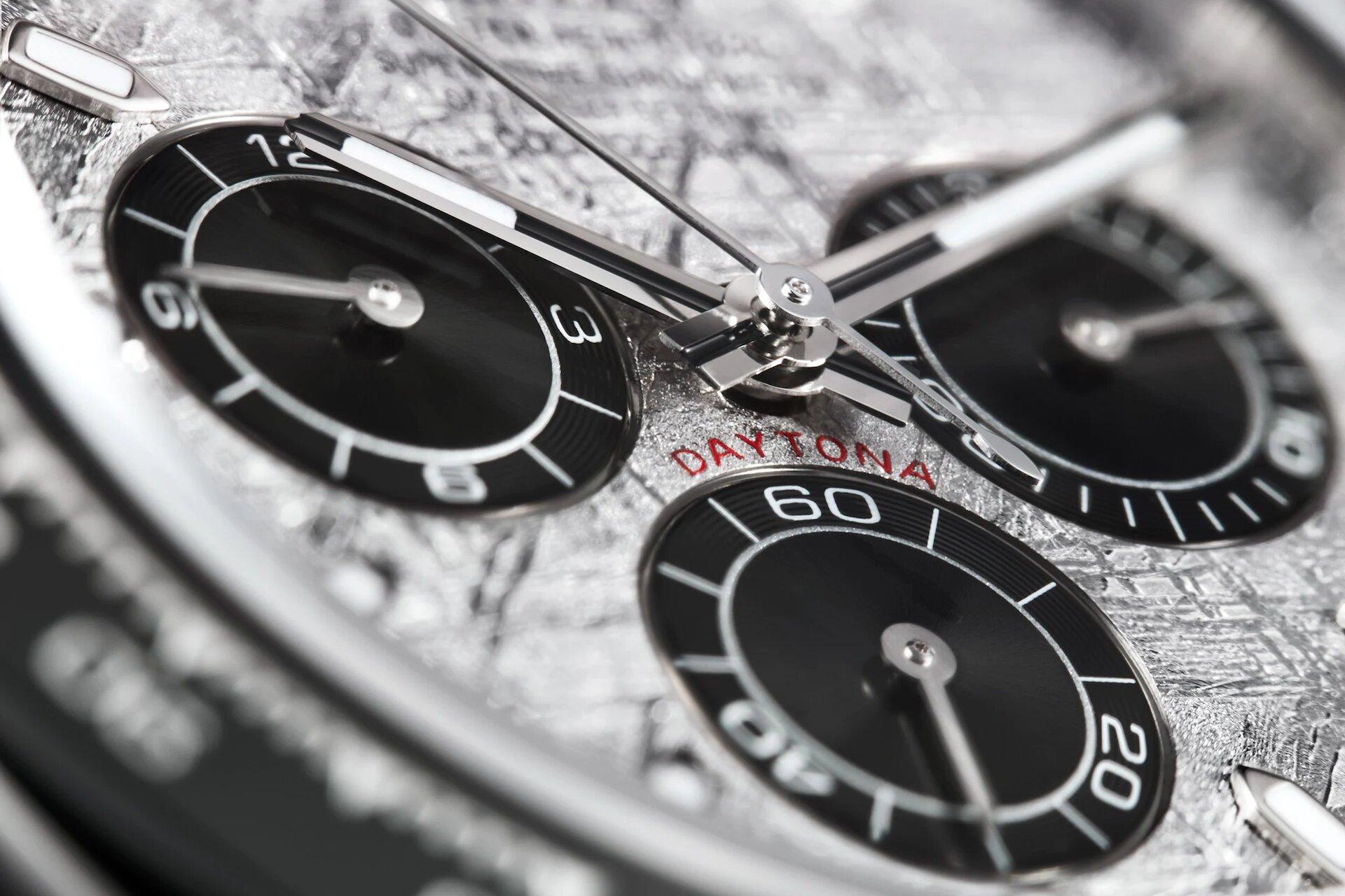 Rolex Cosmograph Daytona 116519 Detalle esfera