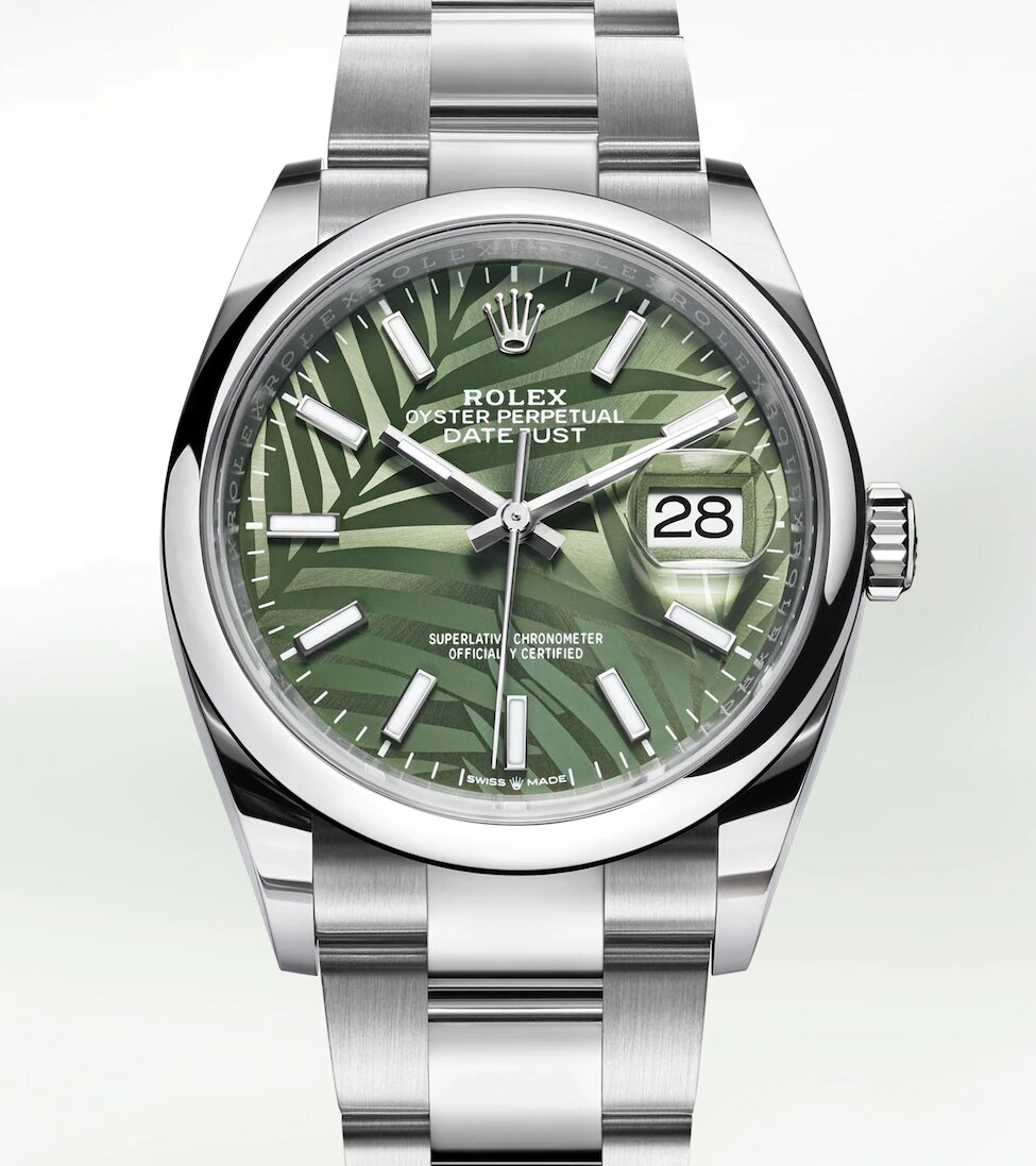 Rolex Datejust 36 126200 Frontal