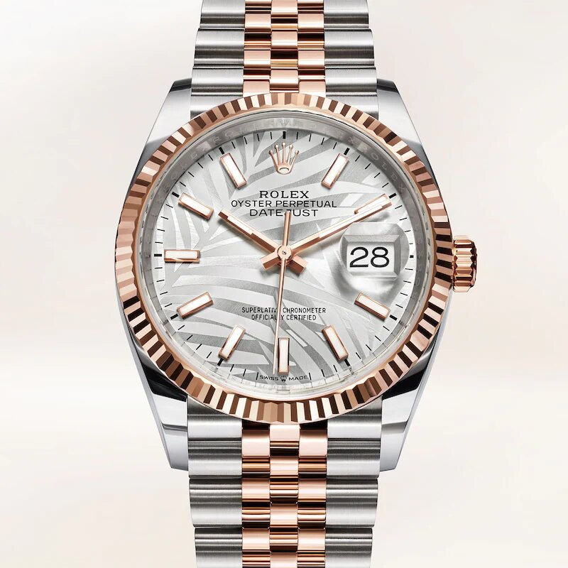 Rolex Datejust 36 126231 Frontal
