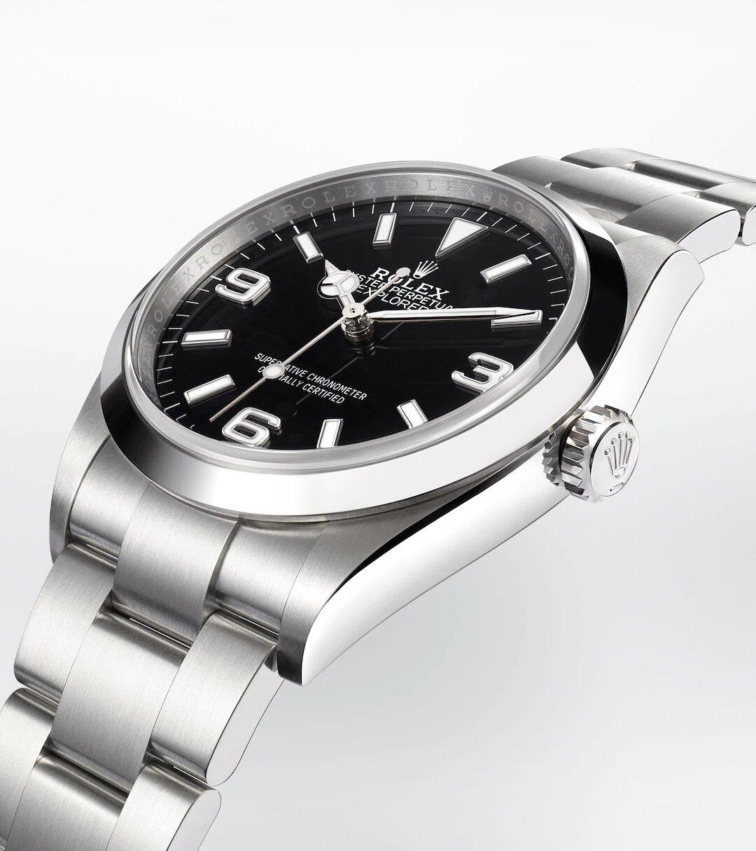 Rolex Explorer 124270