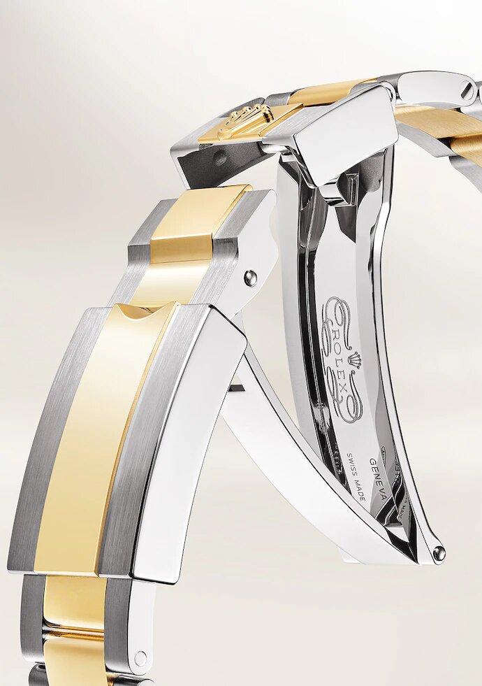 Rolex Explorer 124273 Detalle cierre