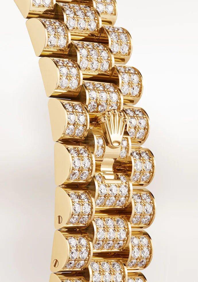 Rolex Lady-Datejust 279458 Detalle brazalete