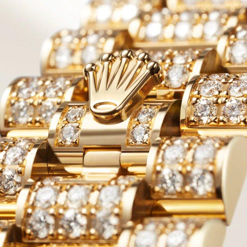 Rolex Lady-Datejust 279458 Detalle cierre