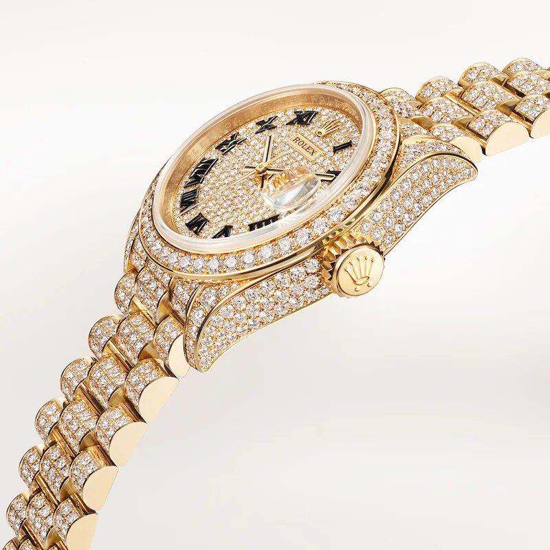 Rolex Lady-Datejust 279458