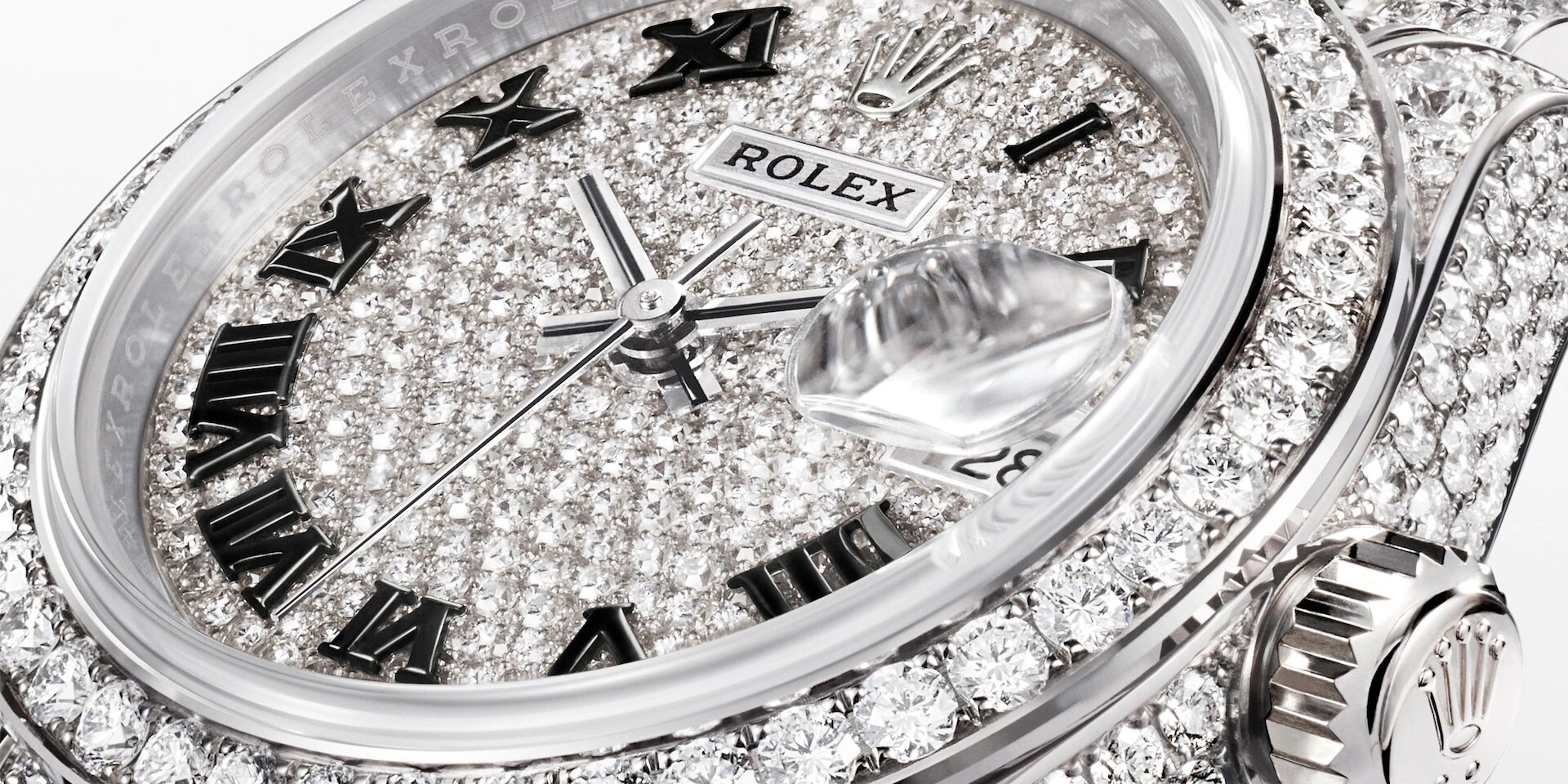 Rolex Lady-Datejust 279459 Detalle esfera