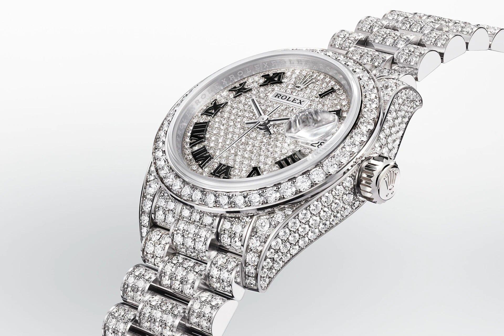 Rolex Lady-Datejust 279459