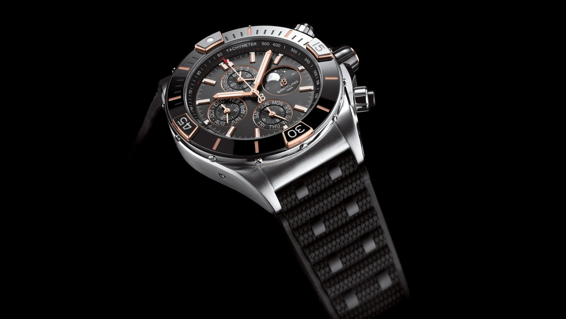 Breitling Super Chronomat 44 Four-Year Calendar I19320251B1S1 Detalle