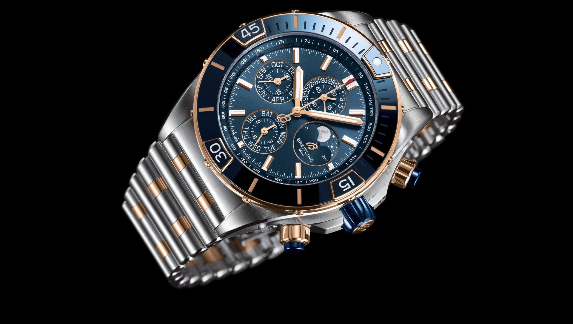 Breitling Super Chronomat 44 Four-Year Calendar U19320161C1U1 Detalle