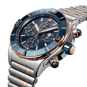 Breitling Super Chronomat 44 Four-Year Calendar U19320161C1U1 Esfera