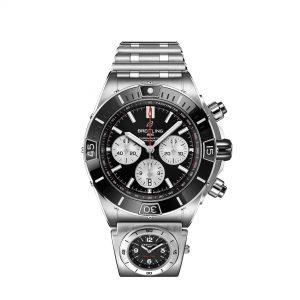 Breitling Super Chronomat B01 44 AB0136251B1A2 Frontal