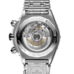 Breitling Super Chronomat B01 44 AB0136251B1A2 Trasera