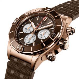 Breitling Super Chronomat B01 44 RB0136E31Q1S1 Esfera