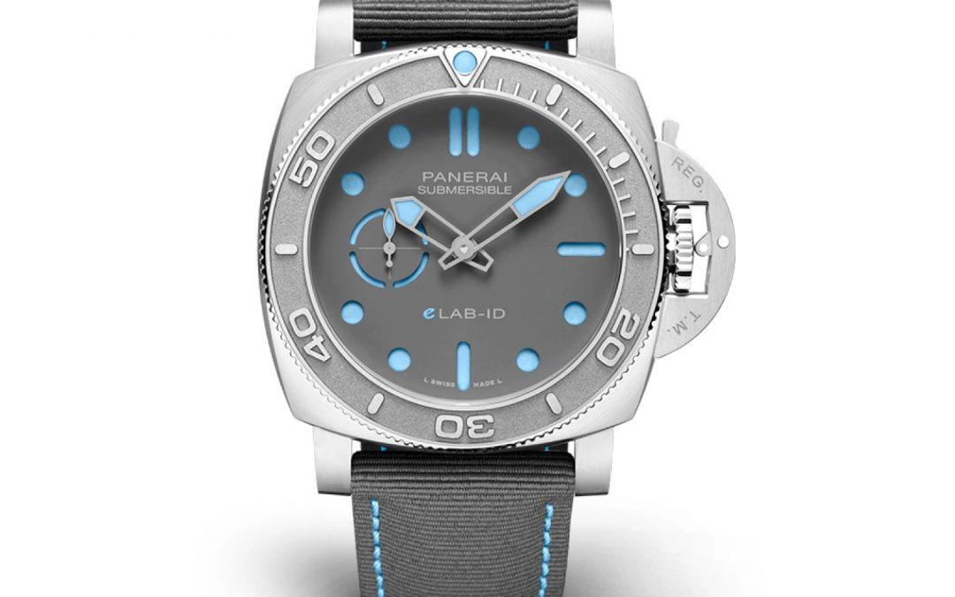 Panerai Submersible eLab ID PAM01225