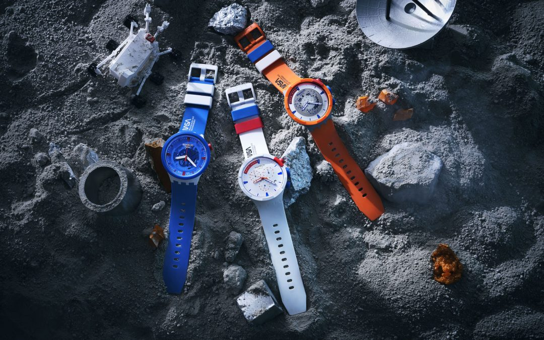 Swatch Big Bold Space Collection