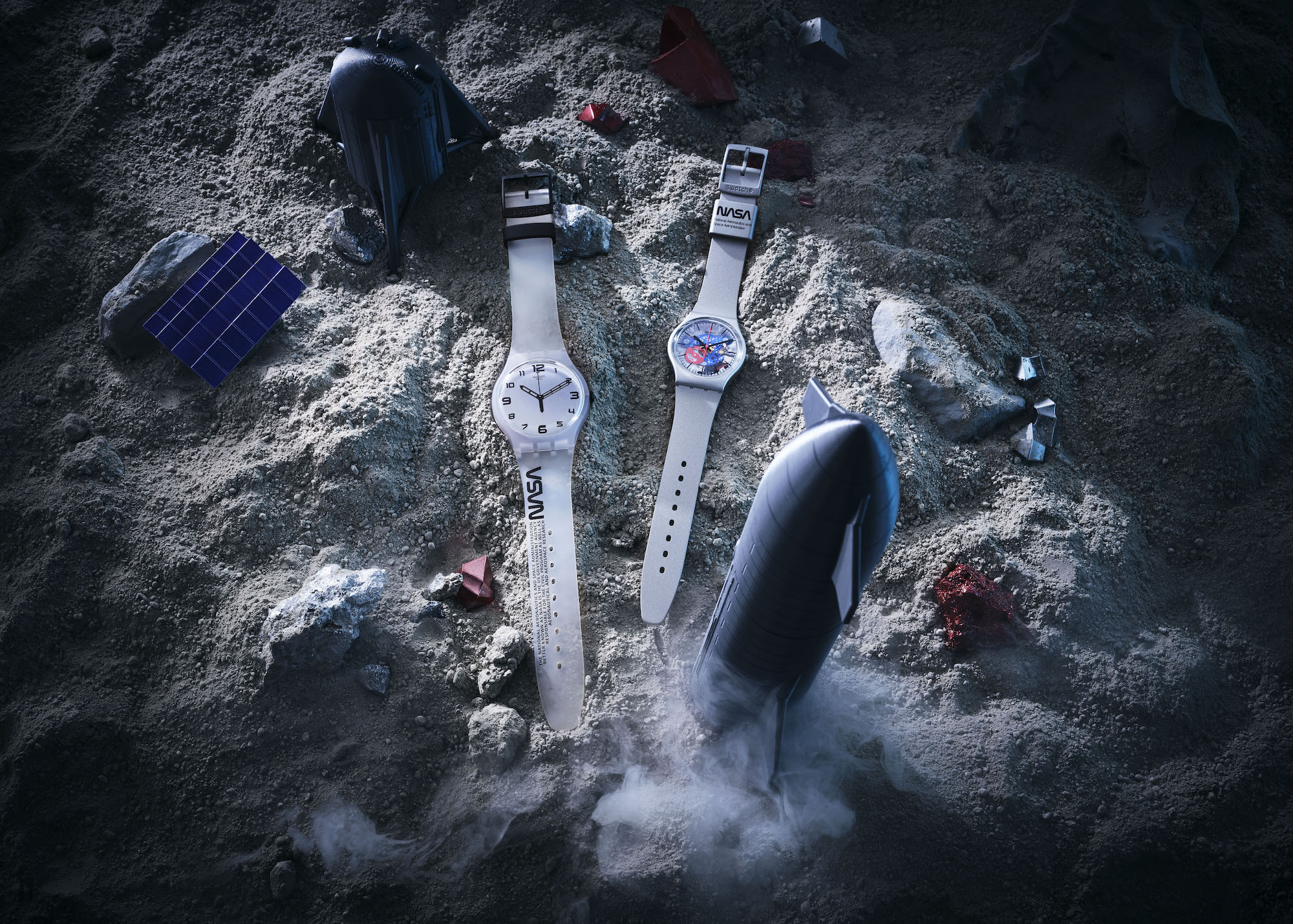 Swatch Big Bold Space Collection Combo 2