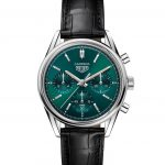 TAG Heuer Carrera Green Special Edition CBK221F.FC6479 Frontal