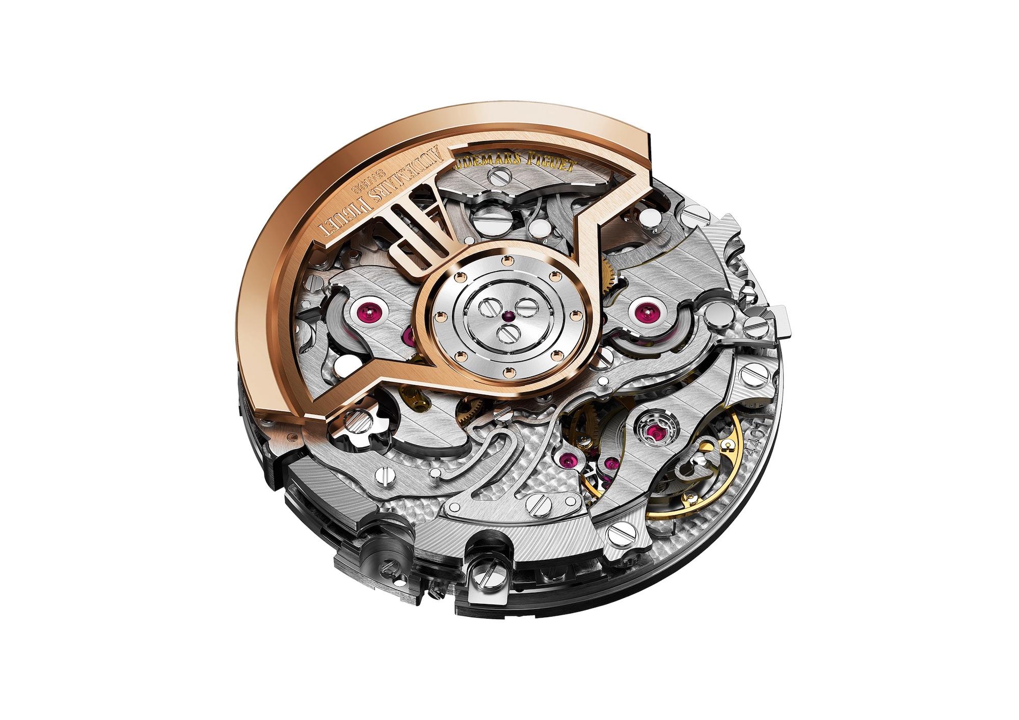 Audemars Piguet Code 11.59 Selfwinding Chronograph 26393NR.OO.A002KB.01 Calibre 4401