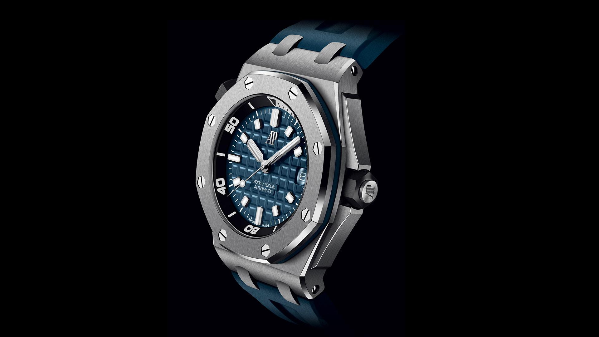 Audemars Piguet Royal Oak Offshore Diver 15720ST.OO.A027CA.01