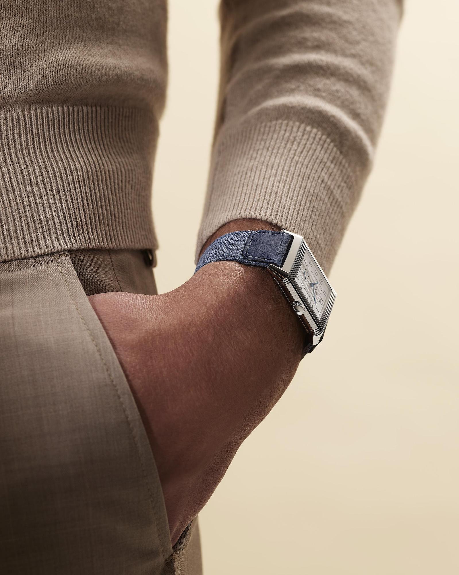 Correa Reverso Fagliano strap pale blue wristshot