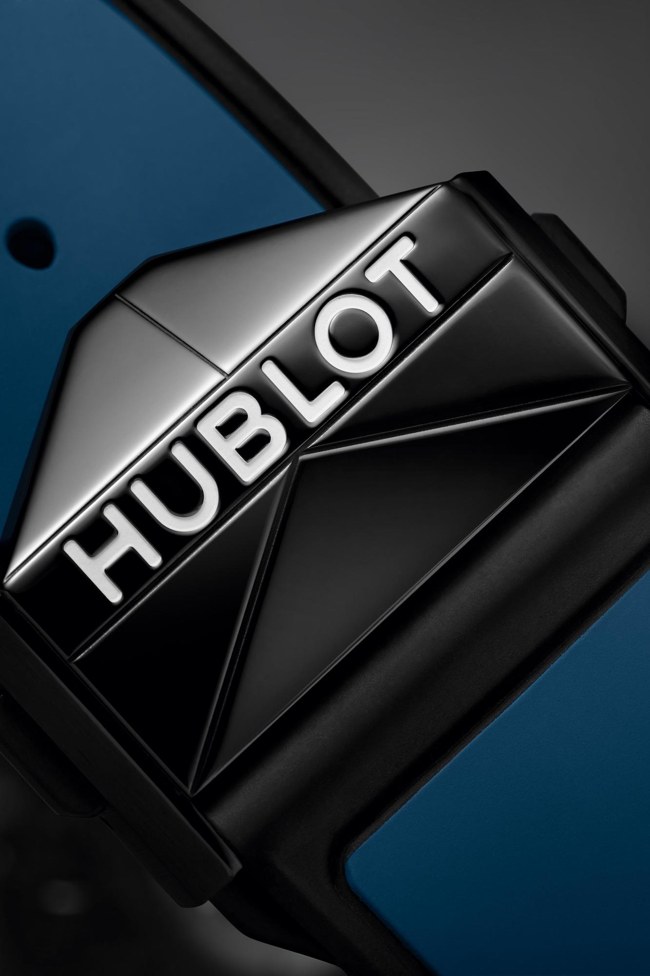 Hublot Big Bang Sang Bleu II 418.EX.5107.RX.MXM21 Detalle cierre