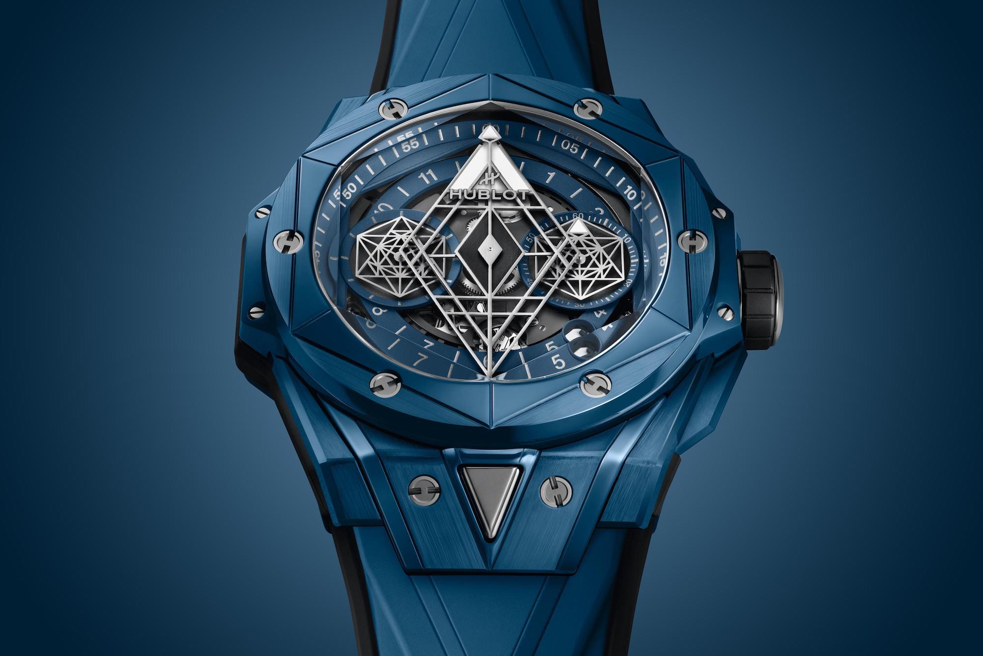 Hublot Big Bang Sang Bleu II 418.EX.5107.RX.MXM21 Detalle