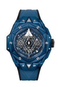 Hublot Big Bang Sang Bleu II 418.EX.5107.RX.MXM21 Frontal