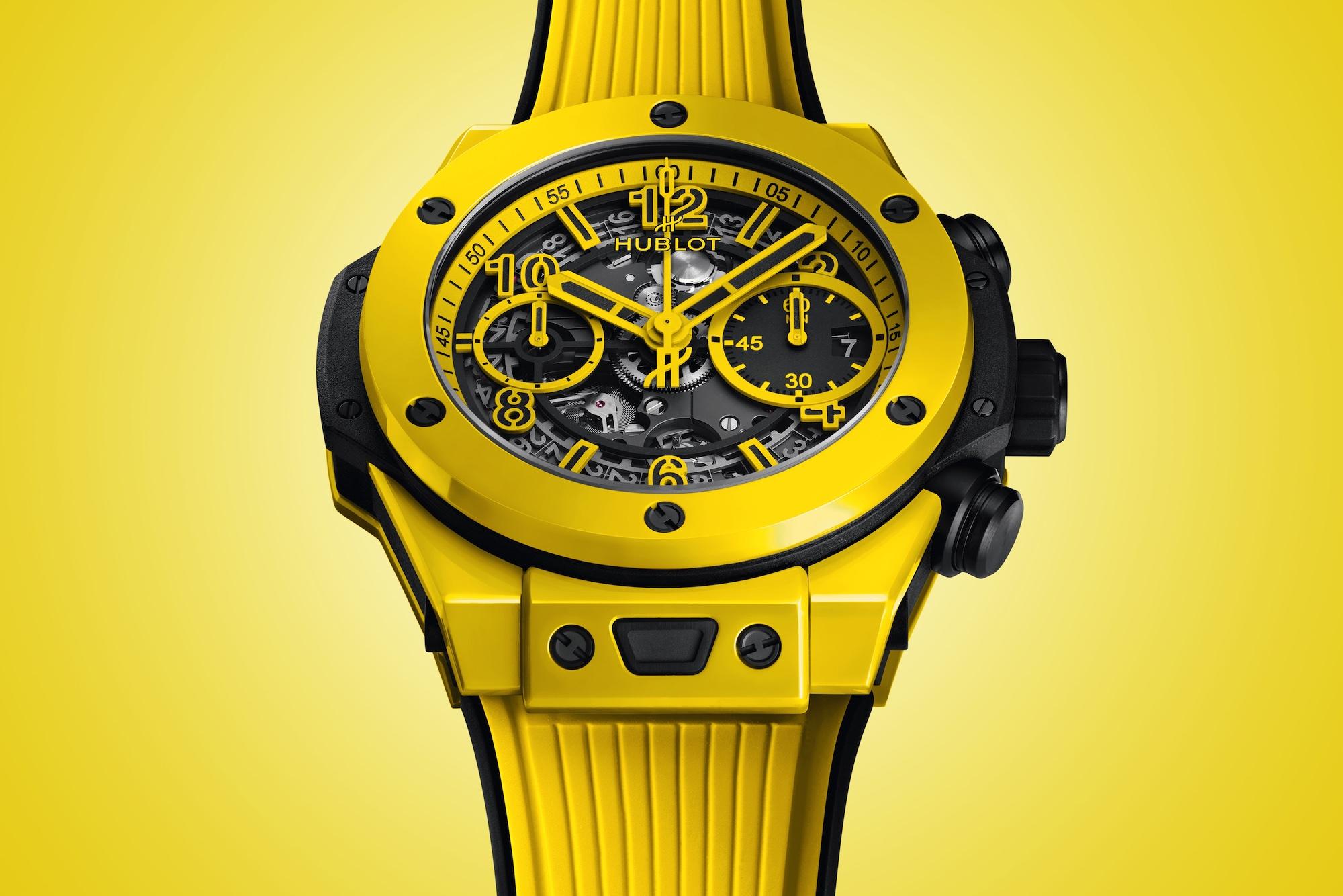 Hublot Big Bang Unico Yellow Magic 441.CY.471Y.RX Detalle