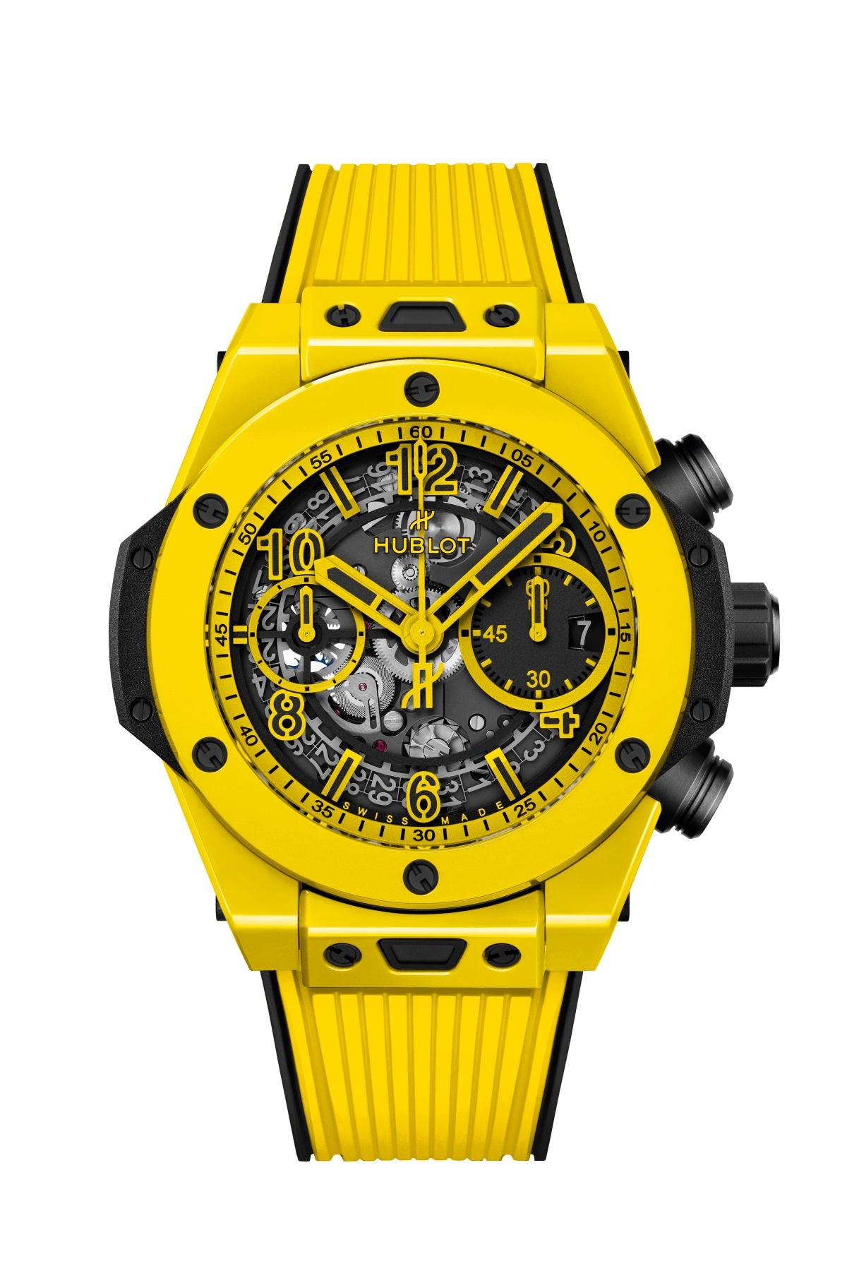 Hublot Big Bang Unico Yellow Magic 441.CY.471Y.RX Frontal