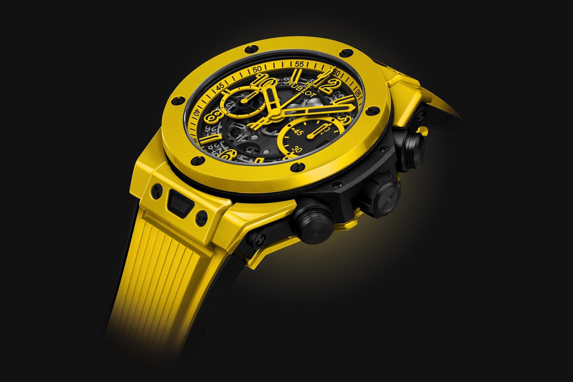 Hublot Big Bang Unico Yellow Magic 441.CY.471Y.RX