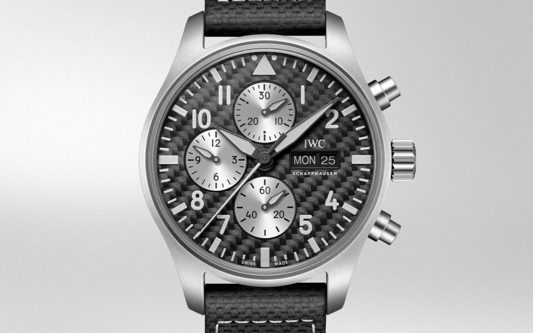 "IWC Pilot's Watch Chronograph Edition ""AMG"" IW377903"