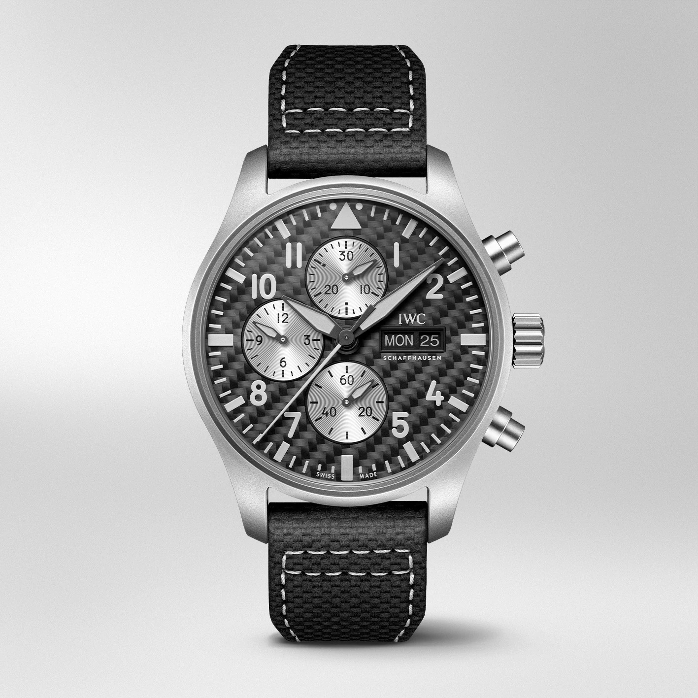 IWC Pilot's Watch Chronograph Edition AMG IW377903 Frontal