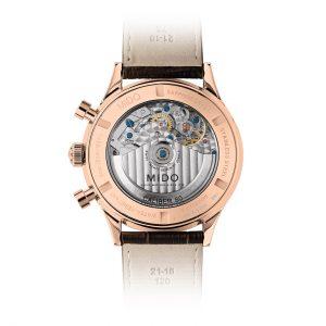 Mido Multifort Patrimony Chronograph M040.427.36.042.00 Trasera