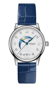 Montblanc Bohème Day & Night 34mm 127354 Frontal