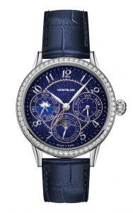 Montblanc Bohème Perpetual Calendar edición limitada 88 127353 Frontal