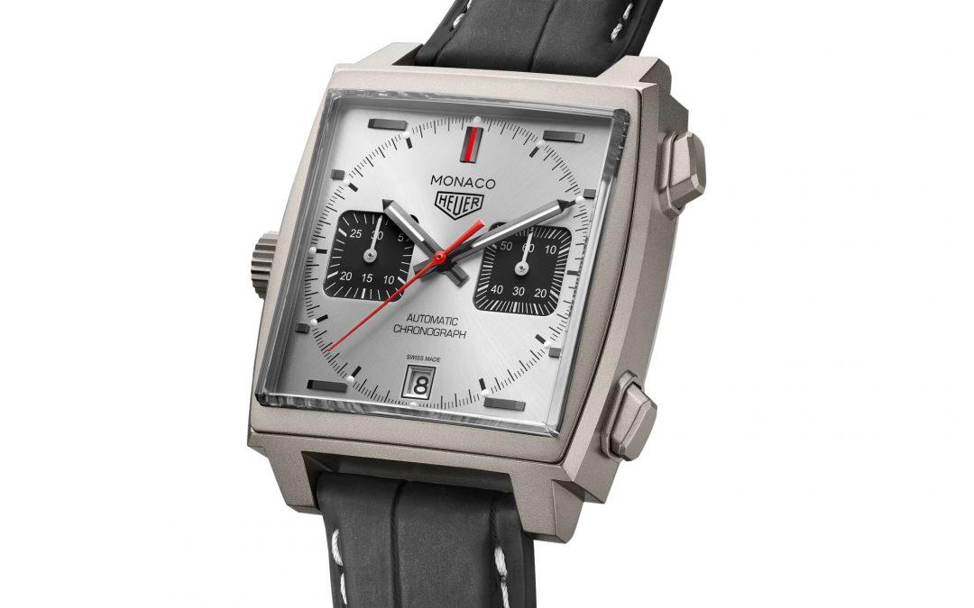 TAG Heuer Monaco Titan Special Edition CAW218B.FC6496