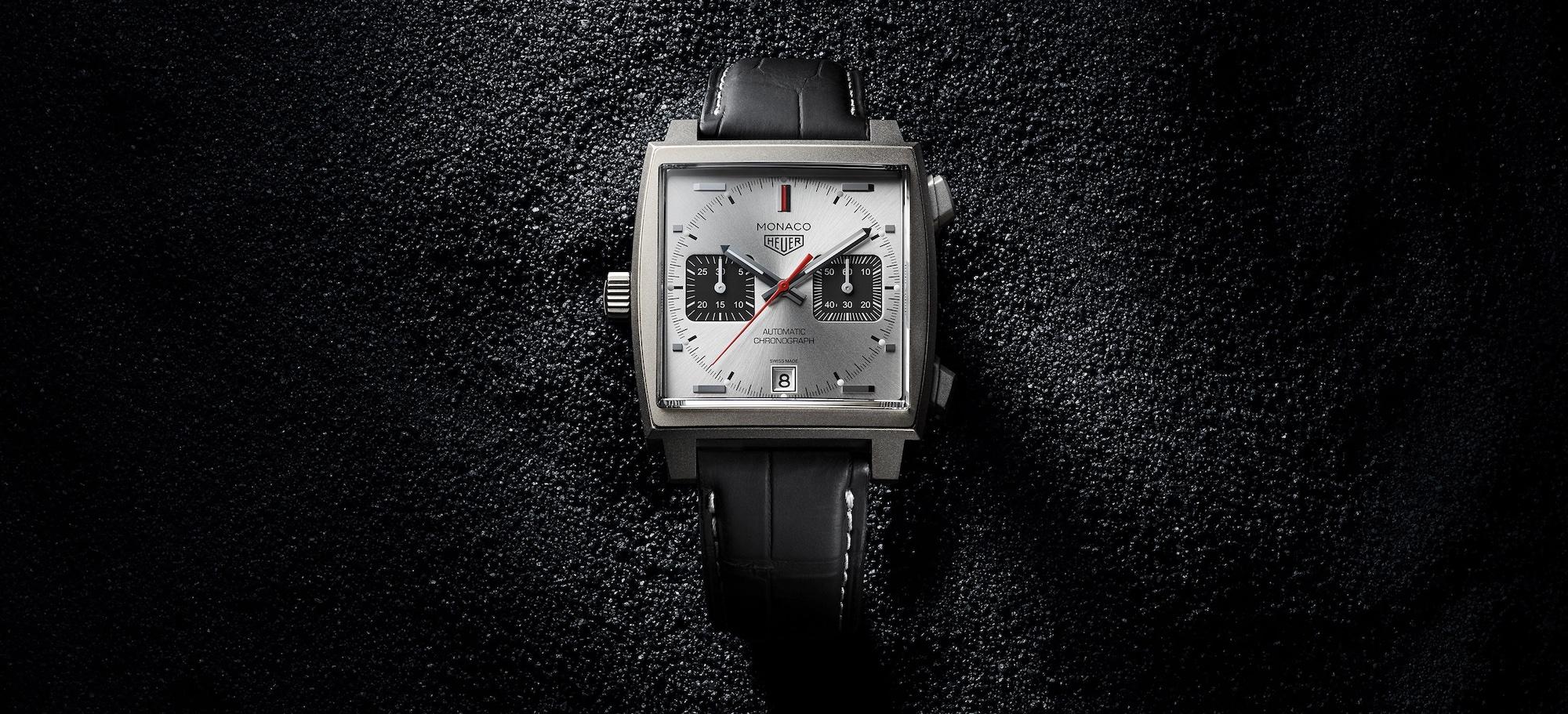 TAG Heuer Monaco Titan Special Edition CAW218B.FC6496 Lifestyle